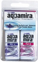 Aquamira Water Treatment for Hiking and Camping